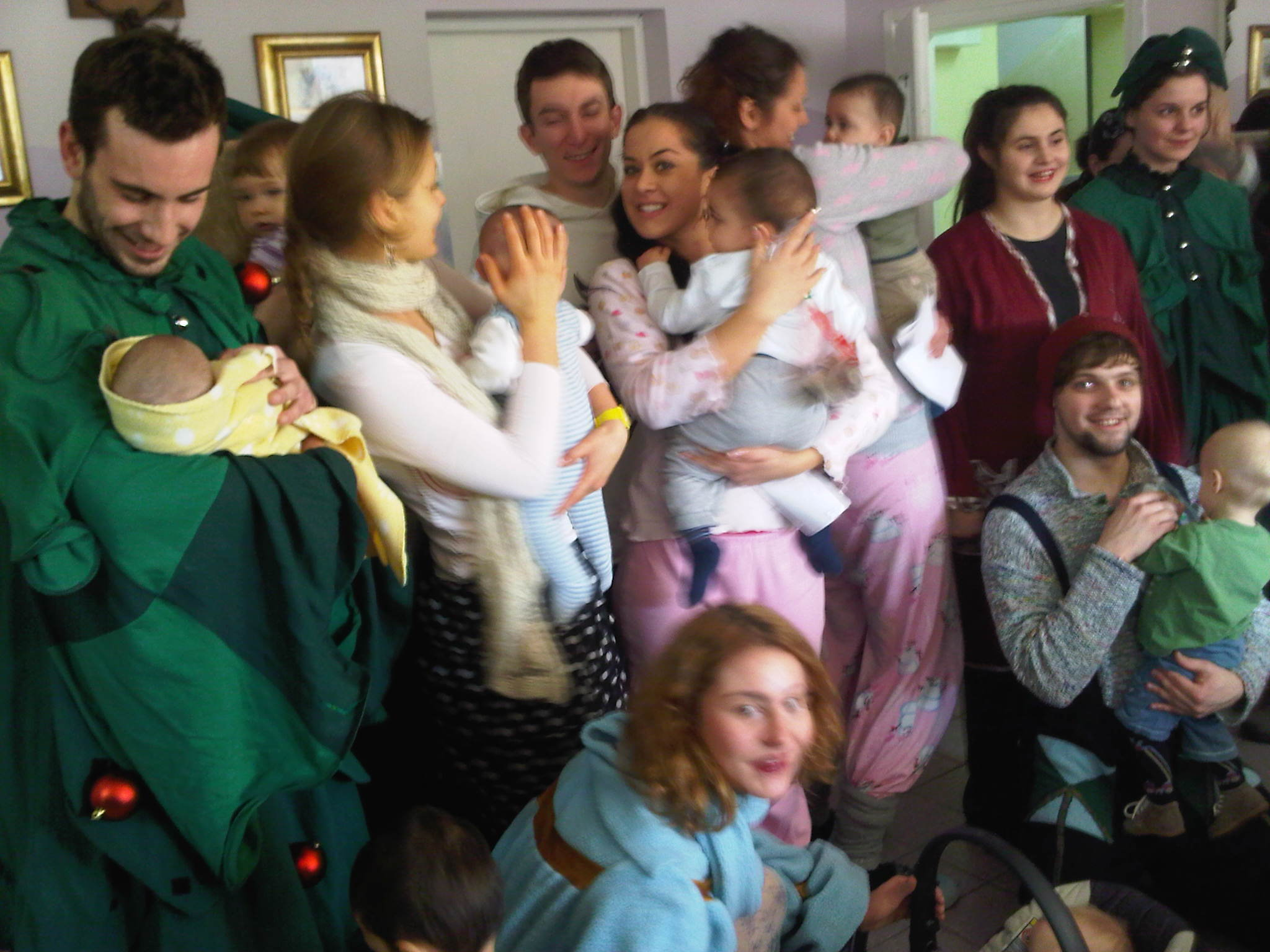 Bozicna Prica Za Djecu Kuce Ljubavi Caritasovog Doma Vital M